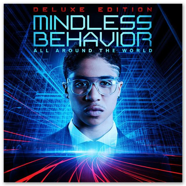 Mindless Behavior - Deluxe All Around The World CD - Roc Royal
