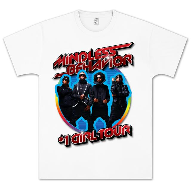 Mindless Behavior Futuristic T-Shirt