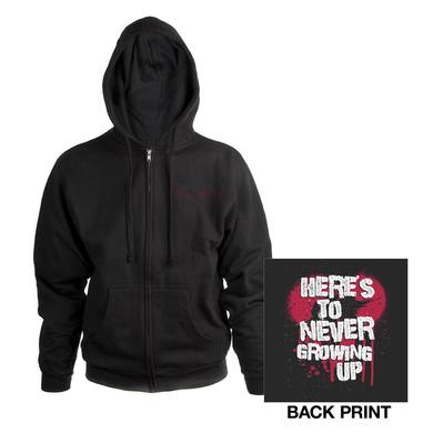 Avril Lavigne Here's To Never Growing Up Hoody