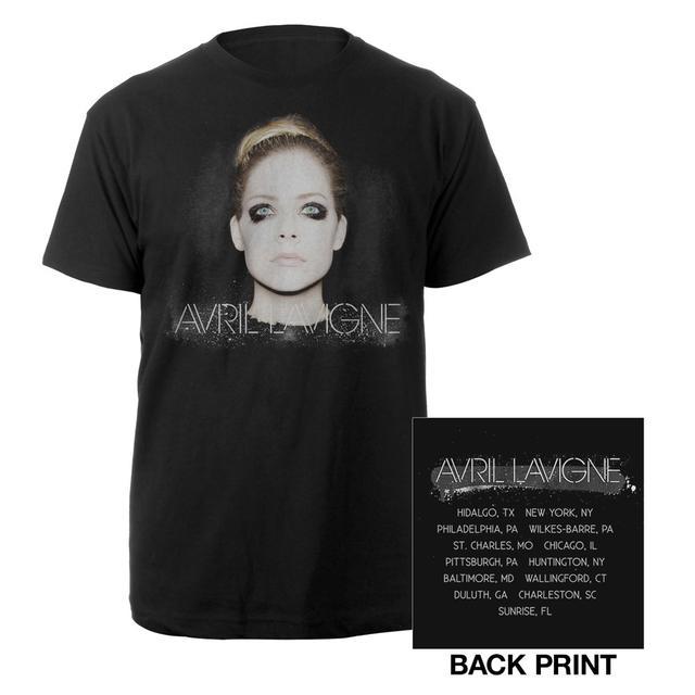 Official Avril Lavigne US Tour Tee