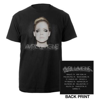 Official Avril Lavigne US Tour Tee