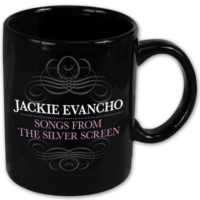 Jackie Evancho Silver Screen Mug