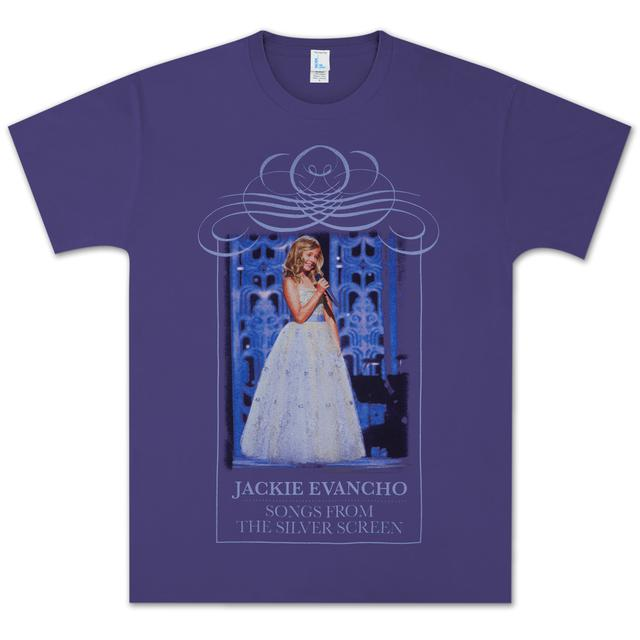Jackie Evancho Songs From The Silver Screen Unisex T-Shirt