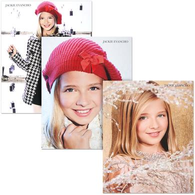 Jackie Evancho 8x10 Photo Set